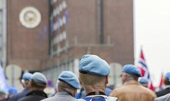 Stortingsmelding om Intops og veteraner utsatt