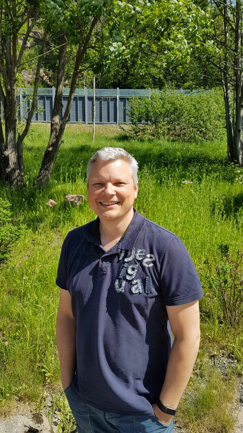 Nils Kristian Hedemark<BR>