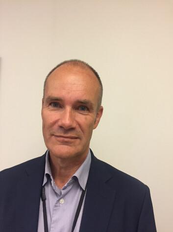 Avdelingsdirektør Rune     Fagerli.