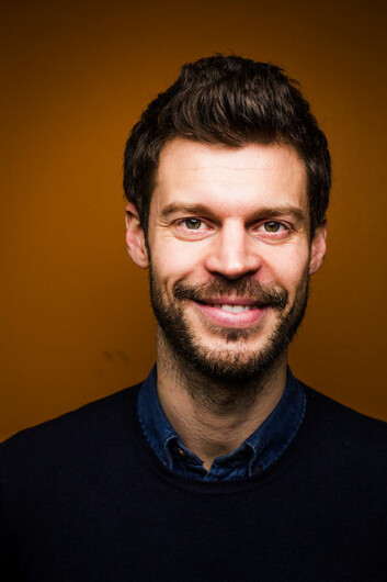 Kritisk: Partileder i Rødt Bjørnar Moxnes (Foto: Rødt).