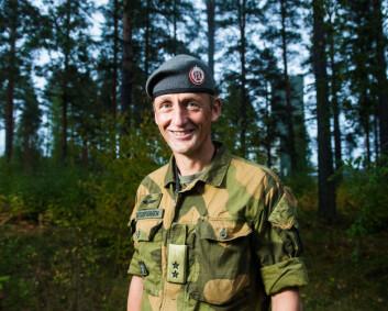 Eirik Kristoffersen blir ny forsvarssjef