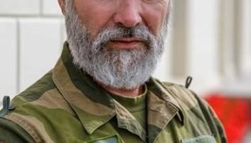 Harald-David Meum (Foto: Forsvaret).