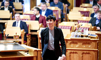 Milliarder i norsk støtte til humanitær innsats og beskyttelse