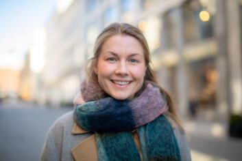 Mariell Halstensen, Befalets Fellesorganisasjon