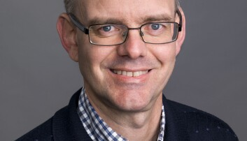 Tyrkia-ekspert Lars Haugom ved IFS (Foto: Håvard Madsbakken).