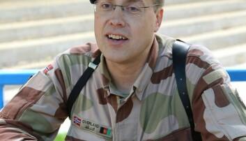 Tormod Overland, major