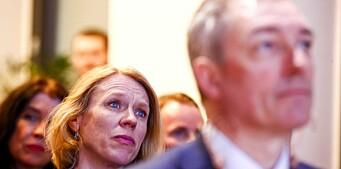 Huitfeldt om langtidsplanen: - Et ønske om å skyve på utfordringene