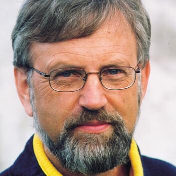 Forfatter Torbjørn Færøvik (Foto: Privat).
