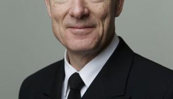 Forsvarssjef Haakon Bruun-Hanssen (Foto: Torgeir Haugaard/Forsvaret).