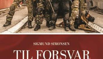 Jusprofessor Sigmund Simonsens bok ble utgitti 2019.