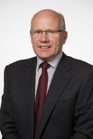 Forsvarspolitisk talsperson i Høyre, Hårek Elvenes (Foto: Høyre).
