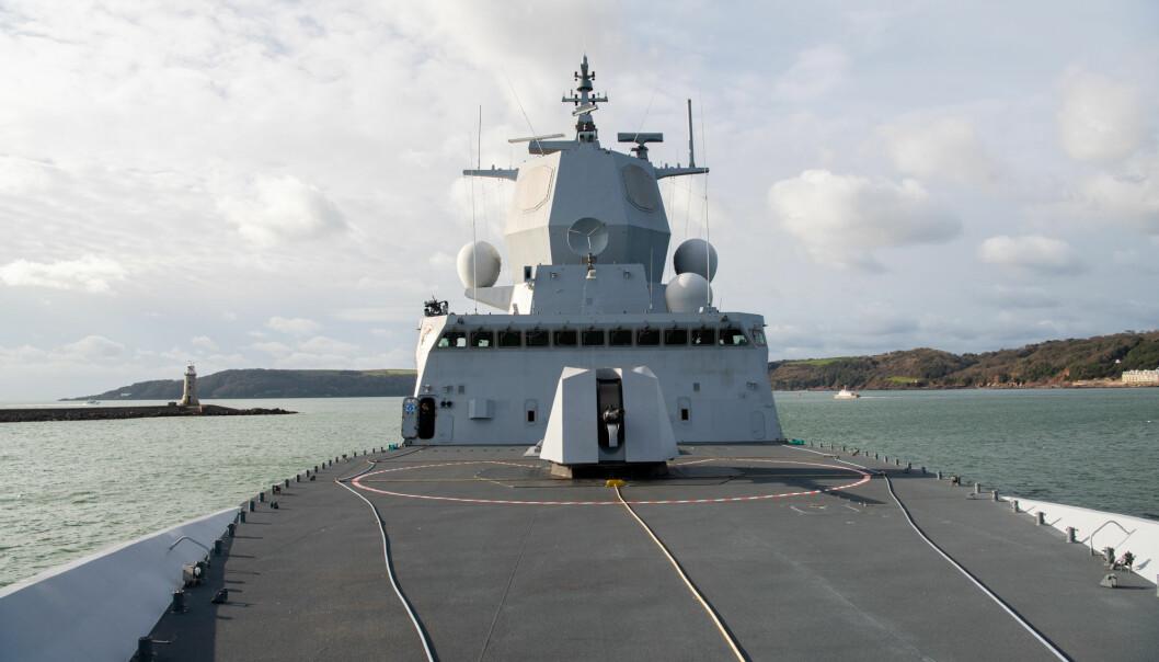 Opposisjonen savner tydelige veivalg for Sjøforsvaret i den fremlagte langtidsplanen.