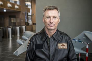 Oberst Bjørn Gohn-Hellum