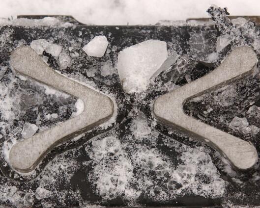 Krever millioner for asfalt