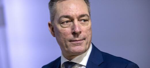Forsvarsministeren: Det kan bli fatalt om man ikke stoler på myndighetene