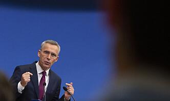 Nato skal ta på seg flere treningsoppdrag i Irak