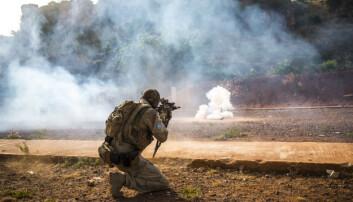Forsvaret vurderer utdanningsprogrammet etter granatulykker
