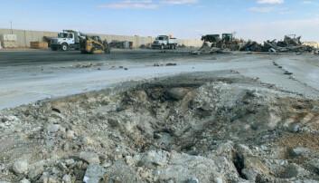 Pentagon: Fortsatt samtaler om luftvern til baser i Irak