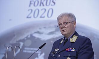 Tidligere etterretningssjef til Norges Rederiforbund
