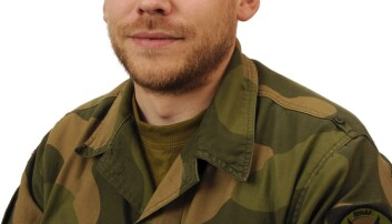 Brynjar Stordal ved FOH avviser at deter aktuelt å avlyse Cold Response som følge av koronaviruset (Foto: Forsvaret).