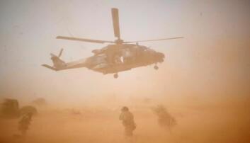 Norge sender ikke soldater til Frankrikes Takuba-styrke