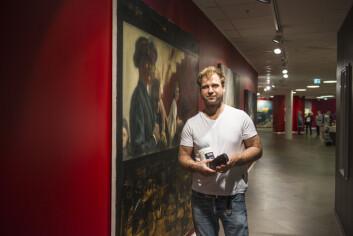 Vebjørn Sands utstilling «Guernica - et vendpunkt» vil turnere deler av landet i løpet av året.