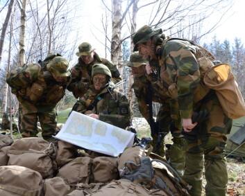 Forsvarsdepartementet saksøkt av soldat i innsatsstyrkene