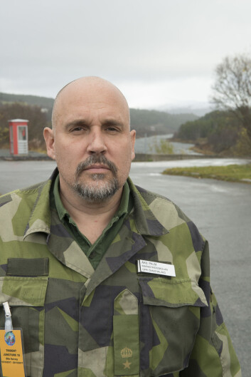 Major Åke Palm