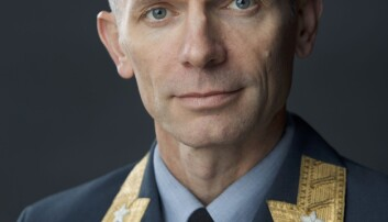 Dag Rist Aamoth (Foto: Torgeir Haugaard/Forsvaret)