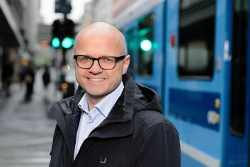 Vidar Helgesen, miljø- og    klimaminister