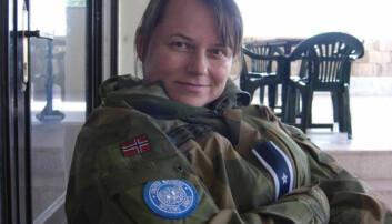 Oberstløytnant Annie&nbsp;<SPAN style=&#34;COLOR: &#34;>Henriksen</SPAN>