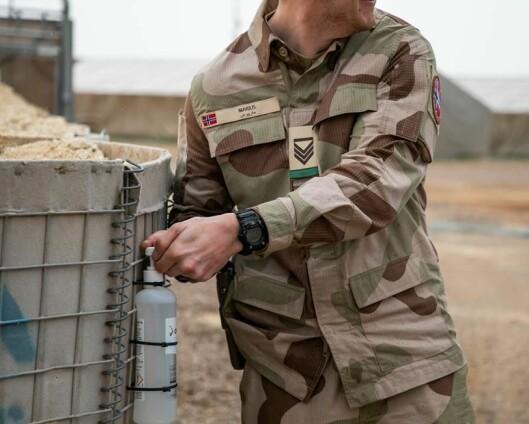 Flere europeiske land trekker soldater fra Irak – Norge blir inntil videre