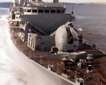 Britene skygger russiske fartøy og melder om uvanlig høy aktivitet