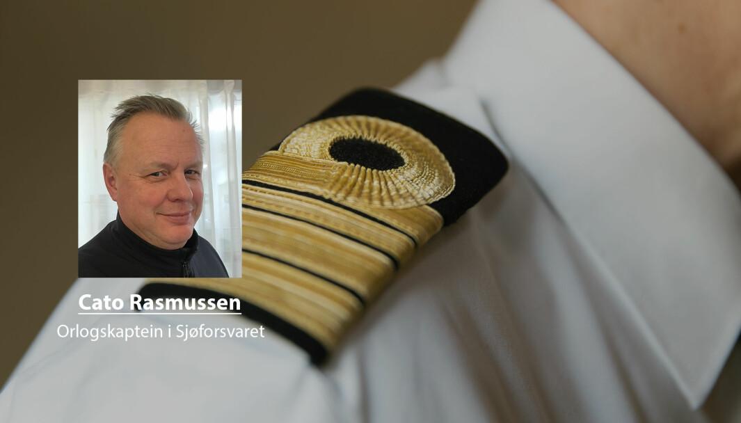 Tjenesteuttalelser blir ofte skrevet på sviktende grunnlag, skriver orlogskaptein Cato Rasmussen.