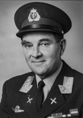 Generalmajor Carl Fredrik Tidemann