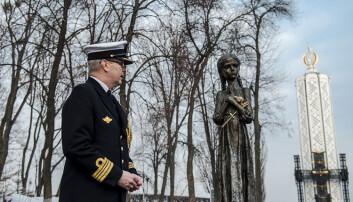 For den norske forsvarsattacheen er det to klare parter i krigen i Ukraina. En av dem er Russland