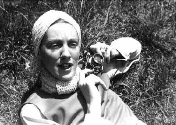 Fotograf Toni Frisell 1907-1988.