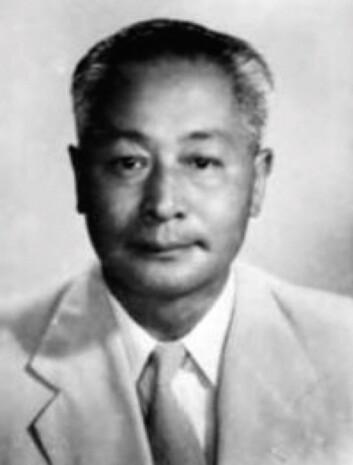 Fotograf Wang Haisheng 1900-1981.