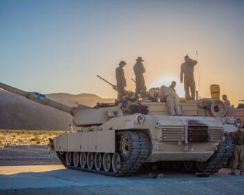 US Marine Corps spisses for å møte trusselen fra Kina