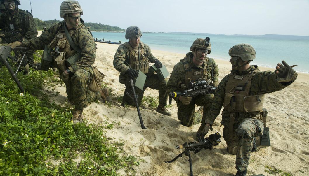 Den nye styrken til USMC vil bestå av mindre, mobile enheter.