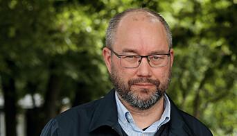 Leder i NOF Torbjørn Bongo.