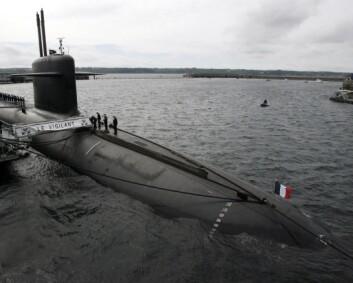 Utenlandske atomubåter i norsk farvann 25 ganger i 2019