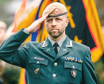 Erling Nervik blir kommunikasjonssjef i Hæren