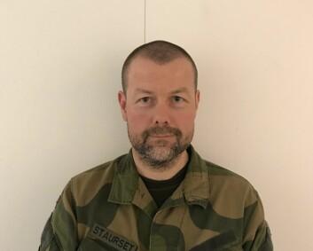 Werner Staurset blir sjef for 2. bataljon