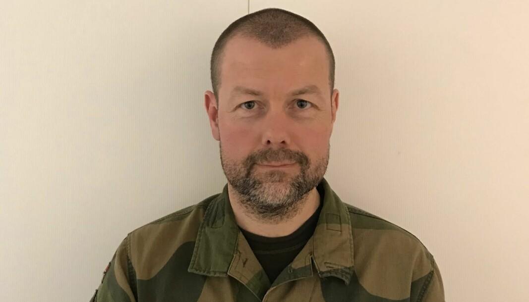 Oberstløytnant Werner Staurset