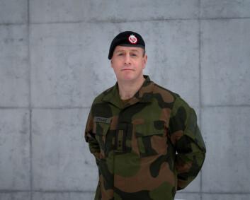 Per Espen Strande blir sjef Etterretningsbataljonen