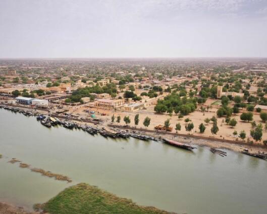Over 50 drept i angrep mot militærleir i Mali