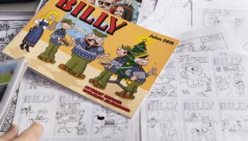 Det er på Grefsen i Oslo at den norske versjonen av Billy kommer til live.