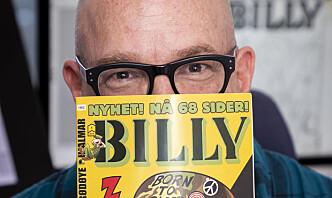 Samuel tegner Billy