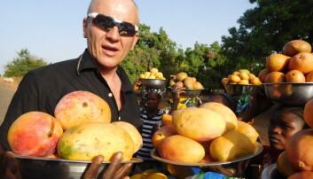 Hølje Haugsjå omgitt av mangoseljarar.